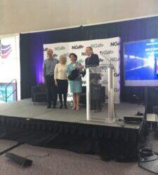 Rhode Island Governor Gina Raimondo Presented 2017 BIO Governor of the Year Award