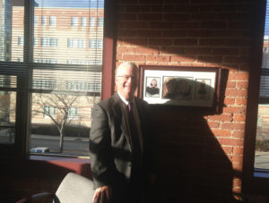 An interview with Dennis Keefe, president and CEO of Care New England
