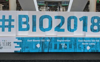 Making History at #BIO2018