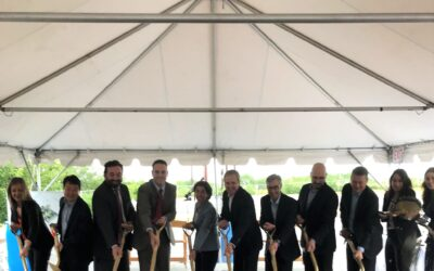 Officials break ground on new pharmaceutical facility in Smithfield