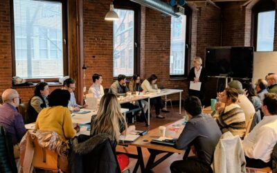 RI Bio Kicks Off Life Sciences Leadership Development Training Program