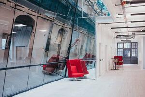 Innovate Newport - RI Bio - Meeting space
