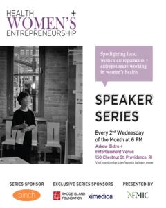 Womens health industry entrepreneurship series
