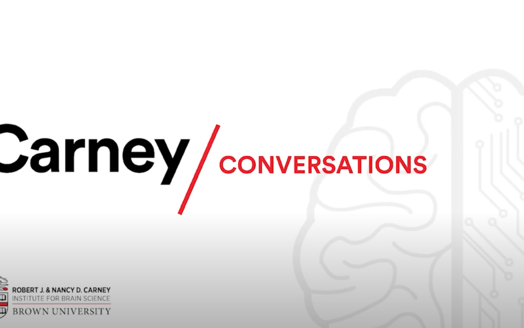 Carney Conversations: Making advances in Alzheimer's research from the bench to the bedside